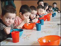Детский приют в Чечне