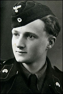 Werner Kortenhaus in army uniform