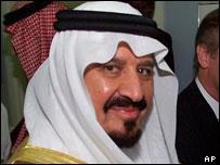 Saudi Prince Sultan