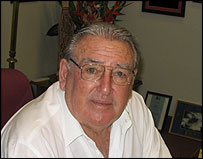 Ted Egan, Administrator of the Northern Territory