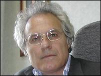Magistrate Vincenzo Barbaro