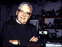 Professor James Lovelock   Sandy Lovelock