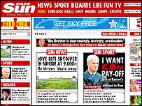 The Sun Newspaper Online