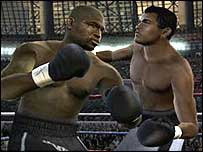 Fight Night 2004 is on PS2 and Xbox