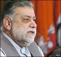 Former Prime Minister Zafarullah Khan Jamali