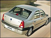 Renault's Logan