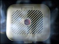 Smoke alarm, PA