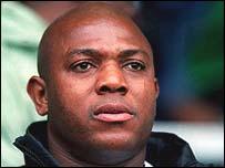Togo's Nigerian coach Steven Keshi