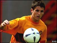 Lasley was out of contract at Motherwell