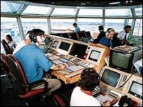 Air traffic control West Drayton