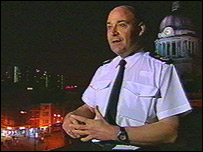 Chief Constable Steven Green