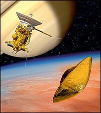 Cassini-Huygens, Nasa/Esa