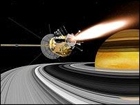 Cassini-Huygens,   Esa
