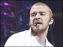 Justin Timberlake will advertise McDonald's music promotion