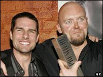 Tom Cruise and Joe Carnahan