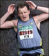 After the London Marathon