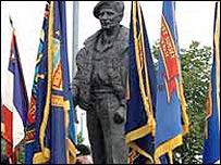 Statue of Montgomery