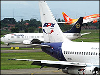Indonesian low-cost airlines