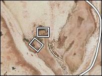 Fotos satelitales del sur de Espa�a