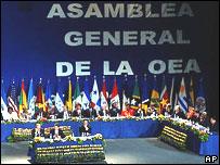 OEA insiste en ser observador de elecciones en Venezuela