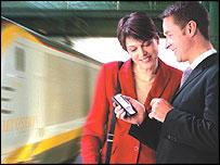 Blackberry users