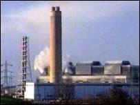 Aberthaw power station