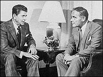 Ronald Reagan y Alexander Haig