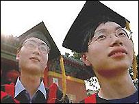 Graduates in China