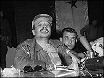 Yasser Arafat, 1969