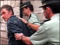Montes arrest