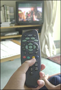 Sky Digital remote control