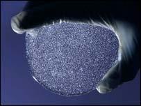 Ice core disc, Epica