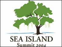 Sea Island G8 summit