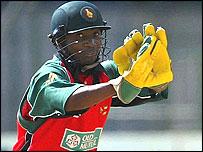 Zimbabwe captain Tatenda Taibu
