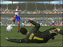 Screenshot of This is Football 2004