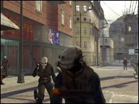 Screenshot from Half-Life 2, Vivendi