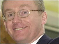 Fred Goodwin, CEO of RBS