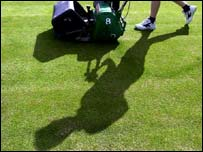 Groundsman at Wimbledon, PA