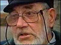 Willie McSporran was chairman of the Gigha community