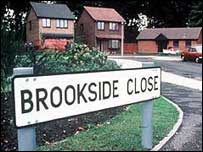 Brookside ended in 2003
