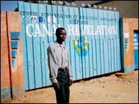 Gates of Radio Canal Revelation in Bunia