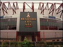 Bradford are unlikely to be able to play at Valley Parade next season