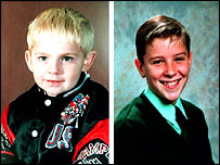 Jonathan Ball and Tim Parry were killed in the IRA's Warrington bomb in 1993