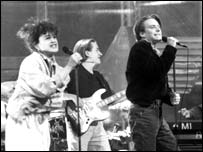Deacon Blue on Top of the Pops