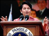 President Gloria Arroyo