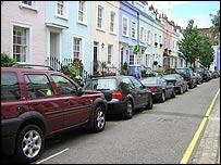 Chelsea street, June 2004