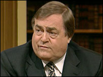 John Prescott, MP