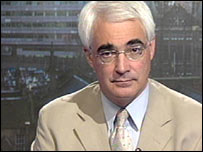 Alistair Darling, MP