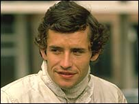 Jacky Ickx, pictured in 1975