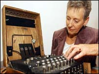 The Gramn Enigma coding machine
